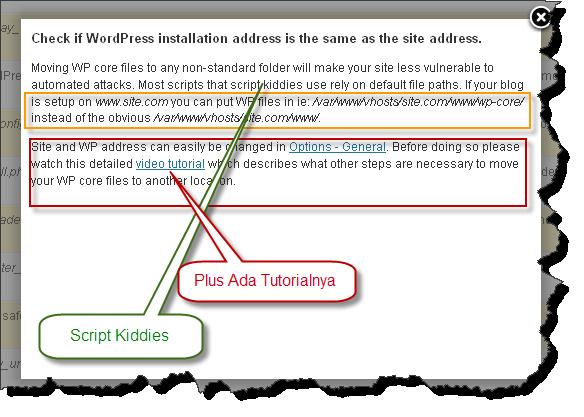 Cara Menghindari Serangan Hakcer Untuk Blog WordPress