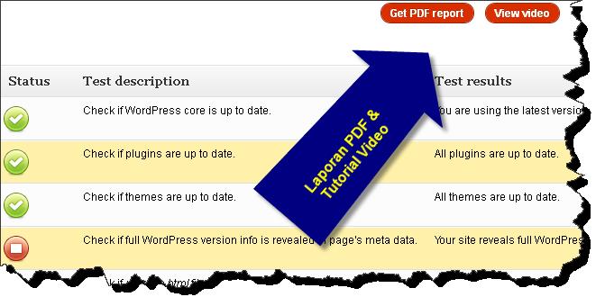 Celah Keamanan WordPress Script Kiddies