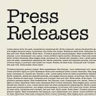 new free press-releases list