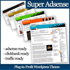 theme wordpress untuk blog adsense