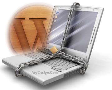 sistem keamanan wordpress