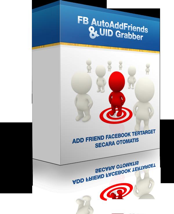 Software Untuk Menambah Teman Facebook Tertarget Secara Otomatis